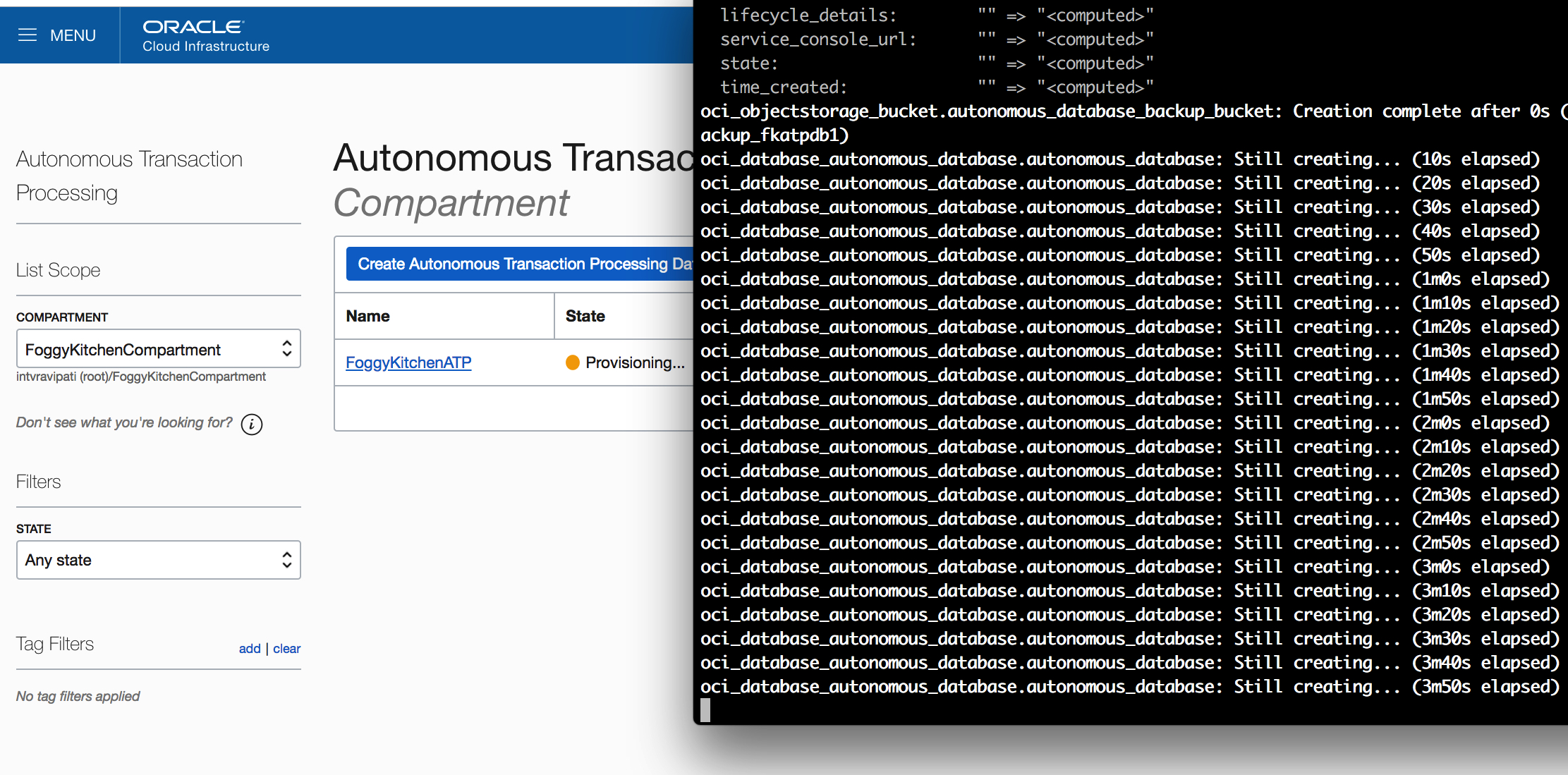 ATP_under_provisioning_Terraform+CloudUI